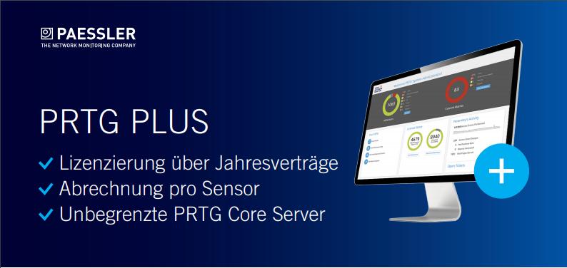PRTG Plus